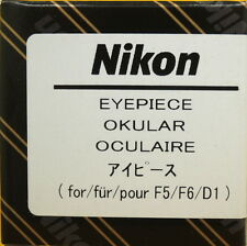 Nikon Finder Eyepiece for F6,F5,F4,F3HP, F3T,F3P,&D1