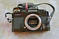 Konica Autoflex T 35mm SLR Film Camera