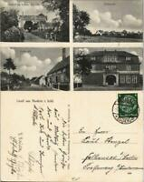 Modritz (Schlesien)-Deutsch Wartenberg Modrzyca Otyń Gasthof Traube Straße 1925