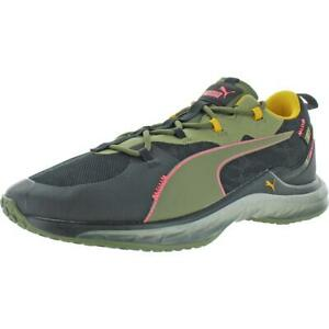 Puma Mens LQDCELL Hydra FM Camo Fitness Running Shoes Athletic BHFO 2485