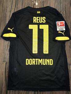 Original Puma Borussia Dortmund BVB MARCO REUS Trikot 2015/2016 Gr. M