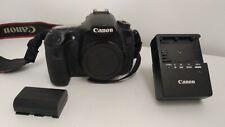 CANON EOS 60D BODY solo corpo macchina, usato in ottime condizioni con batteria