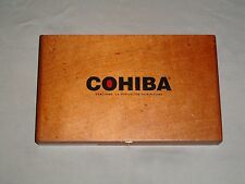COHIBA RED DOT TORO WOODEN CIGAR BOX