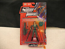 "Starship Troopers CARMEN IBANEZ BUG THRASHER 5"" Figure NEW 1997 Galoob 22934"