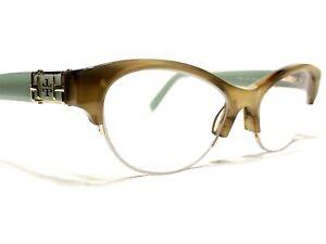 Tory Burch TY2046 1345 Women's Tortoise Cat's Eye Rx Eyeglasses Frames 49/16~135