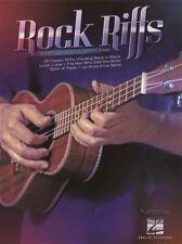 Rock RIFF per Ukulele con scheda LIBRO di musica
