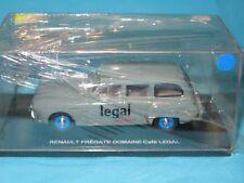 Renault FREGATE DOMAINE 59 Cafe legal Eligor 1/43