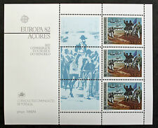 EUROPA Timbre ACORES Stamp - Yvert et Tellier Bloc n°3 n** (Y3)