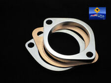 "2.5"" Exhaust Flange CNC Machined Nissan;Skyline, Universal; 2pcs+Gasket"