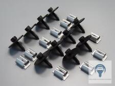 20 Teile Unterfahrschutz Getriebeschutz Clips Mercedes W124 S124 W201 W202 W210