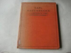 1928. Carl Hagenbeck's Illustrierte Tier- und Menschenwelt. 12 Hefte. Zoo u.a.