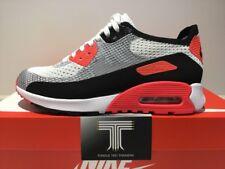 Nike Air Max 90 Ultra 2.0 Flyknit OG Infrared  881109 100 ~ Uk Size 5 ~Euro 38.5