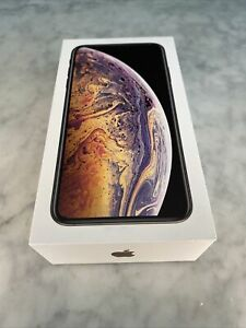 Apple iPhone XS Max-512GB-Gold (Verizon) A1921-Brand New-Never Used-Authentic