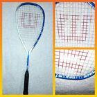 Wilson Sting Hybrid Squash Racquet Sports mens womens Blue