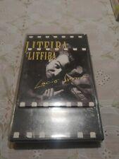 LITFIBA Lacio Drom (Buon viaggio) VHS + CD +  NUOVO
