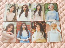 Monthly Girl LOONA 1/3 1st Mini Album Repackage Love&Evil Photocard KPOP