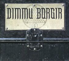 Dimmu Borgir - Abrahadabra (NEW CD BOX SET)
