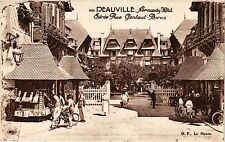 CPA Deauville - Entree Rue Gontaut (276352)