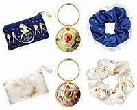 Sailor Moon Gashapon capsule goods all set of 6