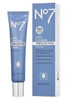 No7 Boots Lift & Luminate Triple Action Serum - 1.69oz NIB