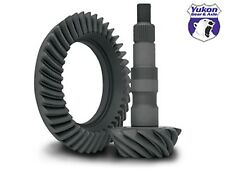 Differential Ring and Pinion Rear,Front Yukon Gear YG GM8.5-411