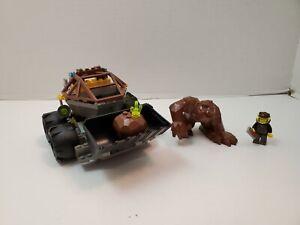 4950 Vintage LEGO Rock Raiders-Loader Dozer Bulldozer Complete!
