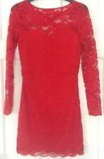H&M Lace Long Sleeve Regular Size Dresses for Women