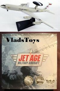 Atlas 1:200 Boeing E-3B Sentry 552nd Air Control Wing USAF Tinker AFB 4675-106