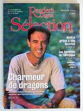 SÉLECTION DU READER'S DIGEST DE JANVIER 2000, EN COUVERTURE CHARMEUR DE DRAGONS