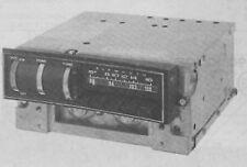 1969 PLYMOUTH FURY am fm RADIO SERVICE MANUAL 3420558 1fp2903 PHOTOFACT diagram