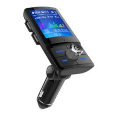 Bluetooth Car Hands Free FM Transmitter MP3 Player Radio USB Charger Adapter Kit