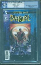 Batgirl 1 PGX 9.9 Clay Mann 3 D Motion Variant up CGC 9.8 Batman Lego Movie