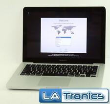 "Apple MacBook Pro A1278 13"" Intel i5-3210M 4GB 500GB MD101LL/A Mid 2012 Grade C"
