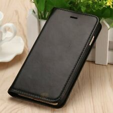 Luxury Leather Wallet Card Holder Flip Stand Case Cover For iPhone 6s 7 8 Plus