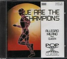 Queen We are the champions (1992, played by Allegro Milana) [CD]