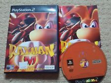 RAYMAN M - Rare Sony PS2 Game