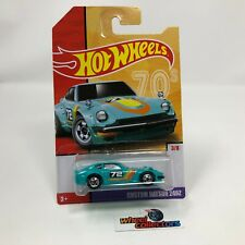 Custom Datsun 240Z * Hot Wheels Decades Throwback Target * Wh3