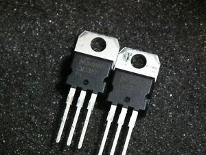 2x LM338T variable voltage regulator current regulator LM338 32V  TO-220