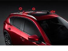 Mazda CX-5 2017-2018 New OEM Roof rack cross bars 0000-8L-R07