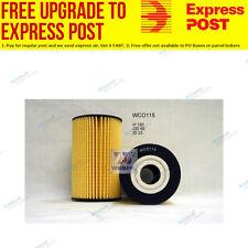 Wesfil Oil Filter WCO115 fits Hyundai i30 1.6 CRDi (FD),1.6 CRDi (GD)