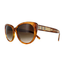 Burberry Sunglasses Be4224 305413 Light Havana Brown Gradient