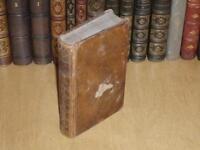 LES LIVRES ACADEMIQUES DE CICERON Trad. Notes CASTILLON Bel ex.1796 Rare!