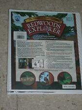 REDWOODS EXPLORER Biomes o North America Classroom SET Great Wave Software 26 CD