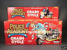 1989 Kenner Police Academy Crash Cycle