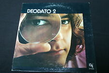 "DEODATO   LP 33T 12""   2   CTI 6029   1973"