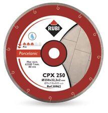 Rubi – disco diamantato per Gres Porcelánico 30962