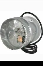 """Suncourt Inductor 6"""" In-Line Duct Fan DB206"""