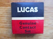 Vintage, Original Mini Cooper S Lucas 54413568 Igni Points Contact Set