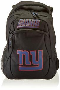New York Giants Football Team Logo NFL Youth Primetime Backpack School Gym Bag