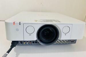 SONY VPL-FHZ55 Projector TRI-LCD WUXGA FULL HD 13,2K Lamp-HR REMAIN w/REMOTE CTL